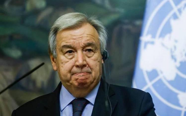 UN Secretary-General Asks For USD $3.12 Billion For 2022 Budget