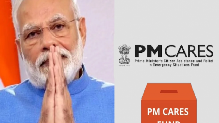 PM Cares Fund Not Under RTI, Neither Part Of