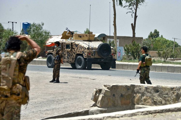 38 Terrorists Killed As Afghan Forces Prevent Taliban From Attacking Prison In Helmand