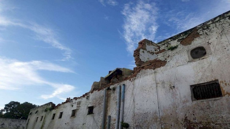 Barrack Wall Collapses In MP's Bhind Jail, Leaves 22 Prisoners Injured