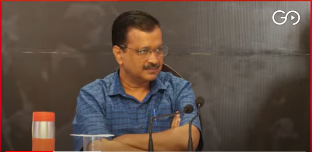 Kejriwal Makes Slew Of Announcements After Traders Meet In Jalandhar