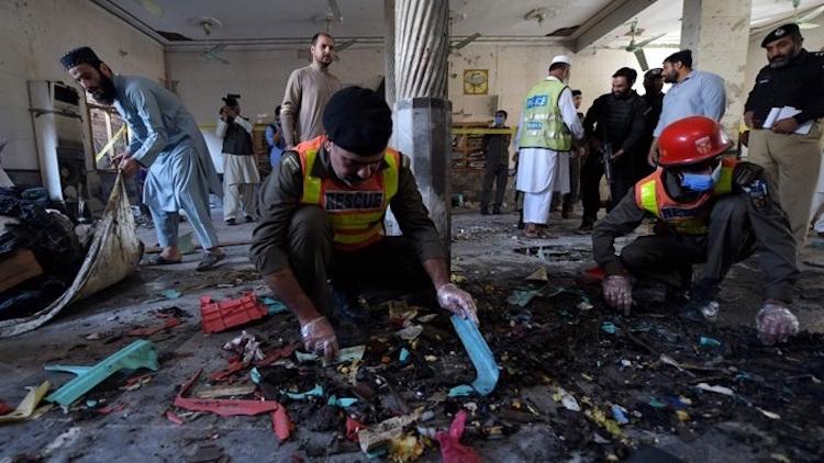 Pakistan: Blast Inside Madrassa Kills At Least 7, Over 100 Injured