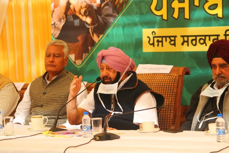 Punjab Farmers' Union To Lift Rail Blockade For 15 Days After Meet With Captain