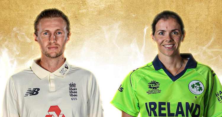 Joe Root and Eimear Richardson voted ICC Players of the Month for August
