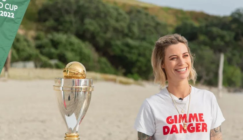 Gin Wigmore's 'Girl Gang' Confirmed As The Song Of ICC Women's Cricket World Cup 2022