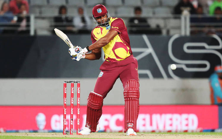 Pollard Hits Six Sixes As West Indies Beat Sri Lanka By 4 Wickets In 1st T20I