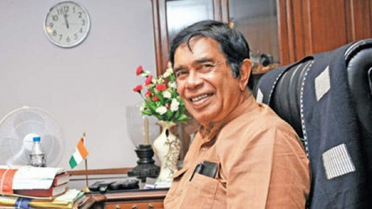 Senior Congress Leader Oscar Fernandes Passes Away