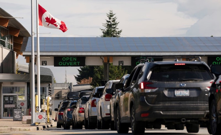 US To Open Borders With Canada And Mexico From November