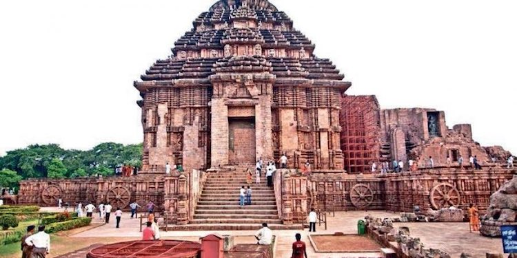 Konak Sun Temple In Odisha Reopens For Tourists