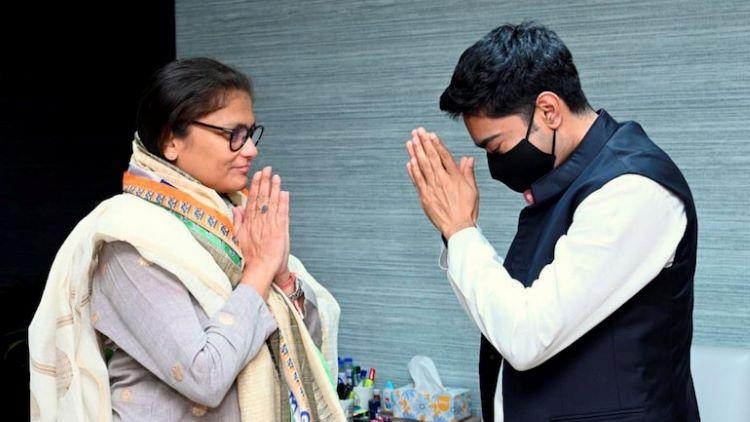 Sushmita Dev Nominated By Trinamool Congress For Rajya Sabha Bypoll
