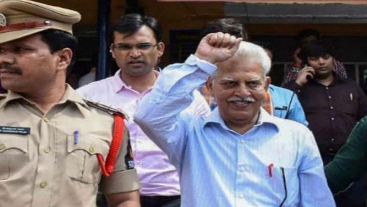 Bhima Koregaon: Poet-Activist Varavara Rao Gets Bail On Medical Grounds