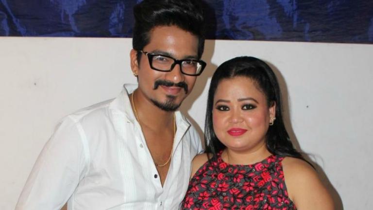 Mumbai: Comedian Bharti Singh, Husband Harsh Being Interrogated By Anti-Drugs Agency After Raid