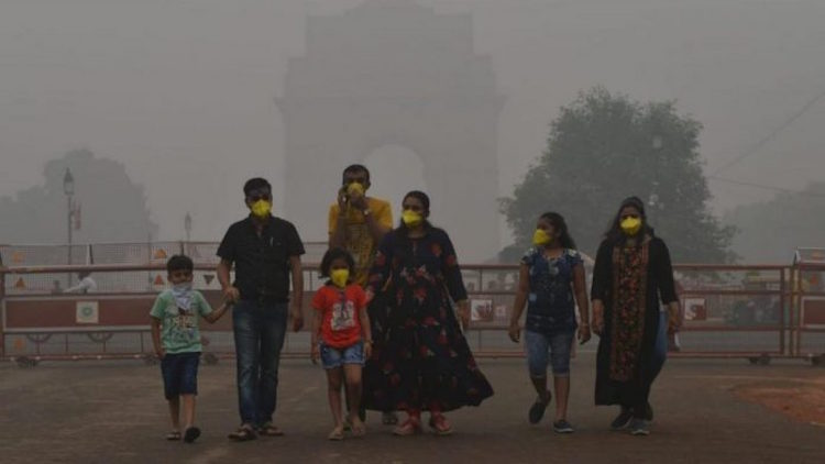 75% Delhi Kids Have Breathing Troubles Due To Air Pollution: Study