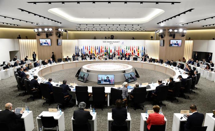 2023 G20 Meet Will Be Hosted In Delhi's Pragati Maidan