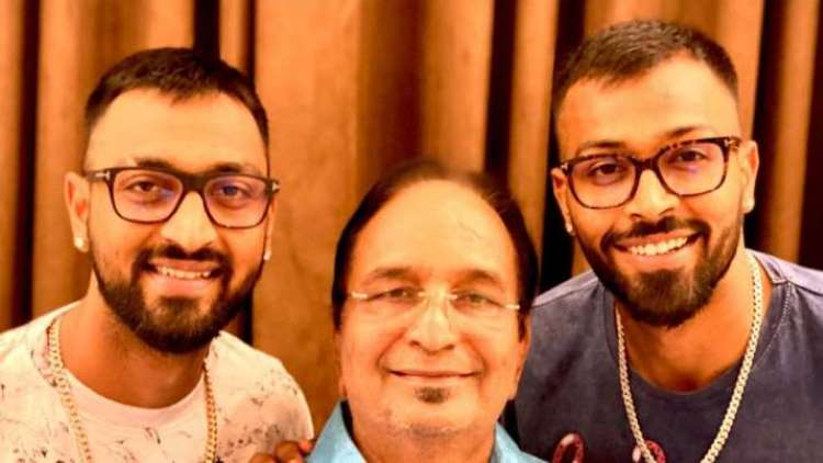 Hardik, Krunal Pandya's Father Dies Of Cardiac Arrest, Condolences Pour In