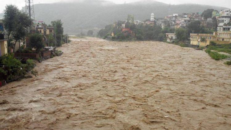 After Gujarat, Jammu Reels Under Flash Floods And Landslides