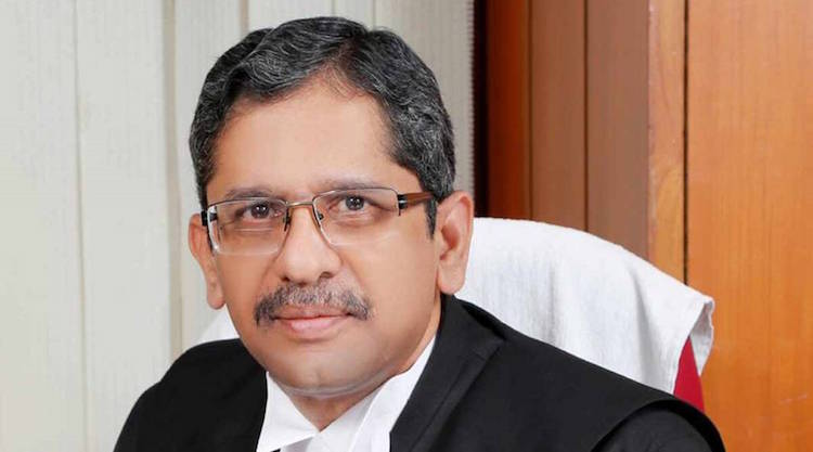 """""""Won't Hear The Matter Legally"""": Chief Justice On Krishna River Case"""