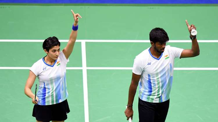 Thailand Open: Satwiksairaj Rankireddy, Ashwini Ponnappa Enter Mixed Doubles' Semi-Finals