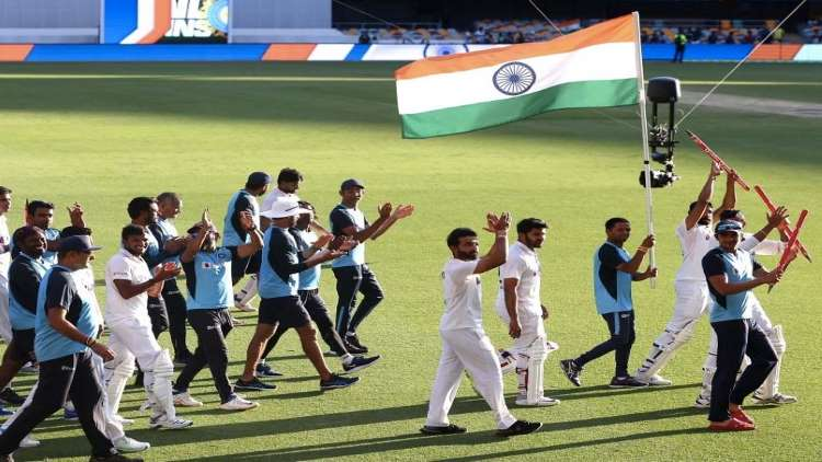 Google Celebrates India's Win Over Australia With Virtual Fireworks