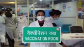 India's Vaccine Rollout Hits Snag As Doctors, Heal