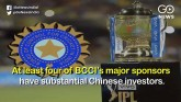 Indo-China: IPL Governing Council To Review Chines