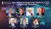 Top 7 Worst-Hit Nations By COVID-19 Are Run By Str