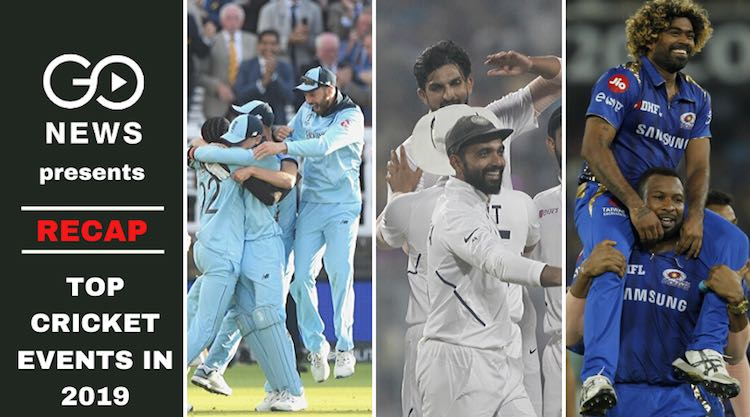 Looking Back At 2019: For Cricket, Quite A Year Be