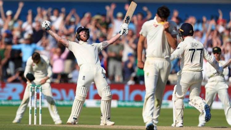 Stokes Leads England's Sensational Win In 3rd Ashe