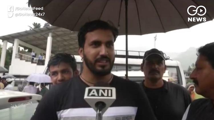 PoK Residents Return After Being Stranded In Kashm