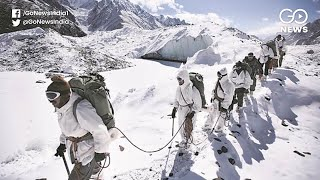 Cold Shoulder To Siachen Troops
