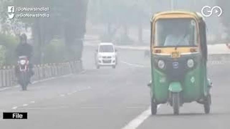 Delhi Braces For Poor Air Quality