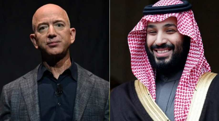 World's Richest Man Jeff Bezos's Phone Allegedly H