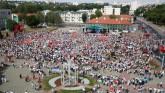 Massive Protests Rock Belarus, President Seen Carr