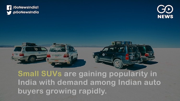SUVs Dominating Indian Car Market