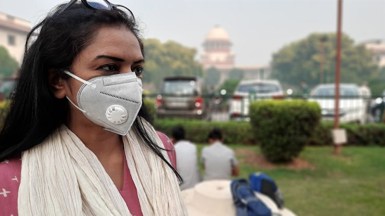 SC Lambasts Centre & States Over Air Pollution In