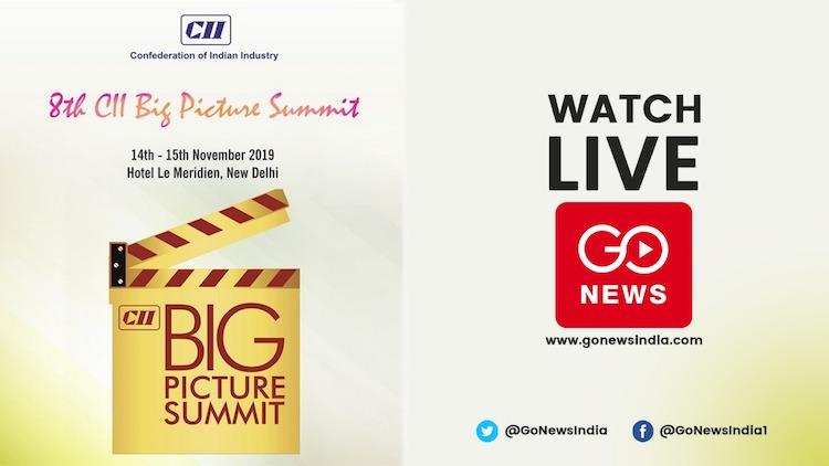 LIVE: 8th CII BIG PICTURE SUMMIT 2019