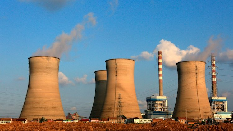 Power Plants Blacking Out As Electricity Demand Pl