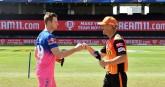 IPL 2020: Hyderabad Thrash Rajasthan By 8 Wickets