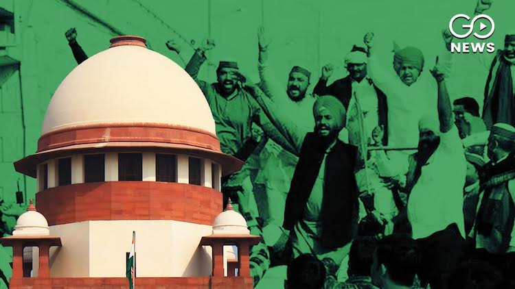 Blow To Modi Govt: SC Puts Farm Laws On Hold, Sets
