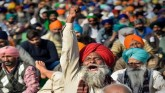 Foreign Farmers Come In Support Of Indian Farmers