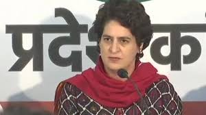 LIVE: Priyanka Gandhi Press Conference