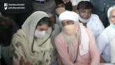 Priyanka Gandhi Attends Prayer Meet For Hathras Vi