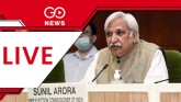 LIVE: Election Commission Announces Poll Dates For