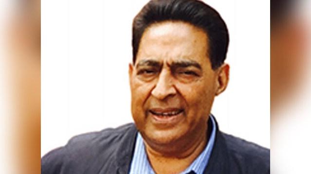 Former MLA Subhash Subhash Chopra appointed as Pre