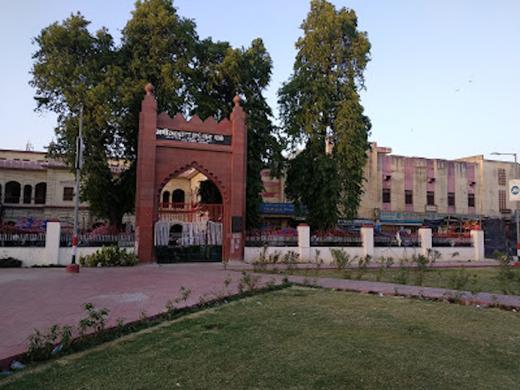 """Lucknow's Jhandewala Park: An Untold Story"""