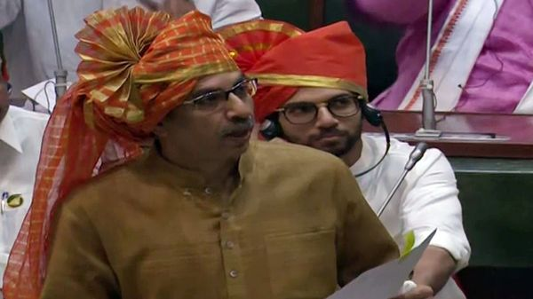 Uddhav Thackeray-Led Government Wins Floor Test