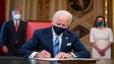 Power Shift: President Joe Biden Signs 17 Orders T
