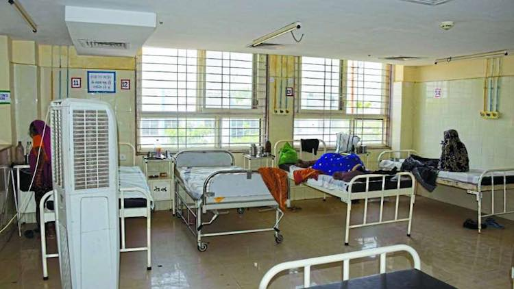 MP: Doctors Strike Over Unpaid Salary For 3 Months