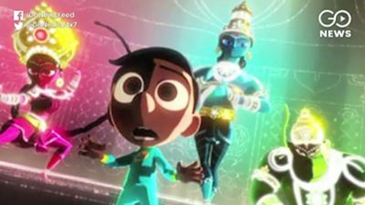 Animation Industry Witnesses A Boost