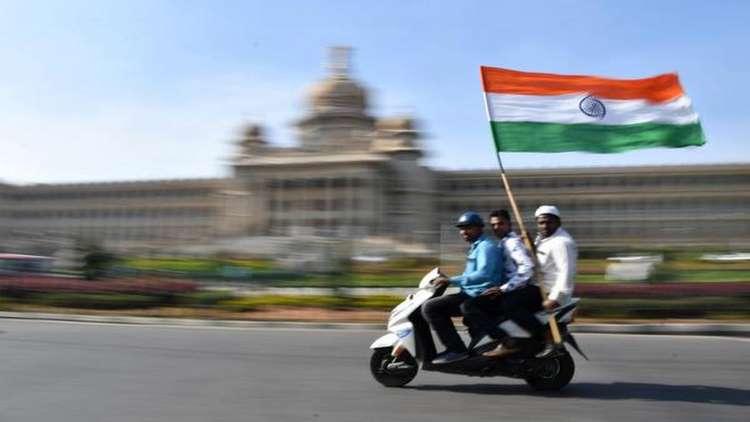 'Democaracy Backsliding': India Slips 2 Notches To